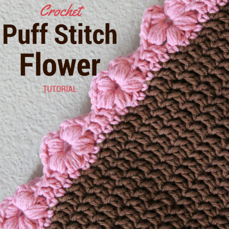 crochet edging crochet puff stitch flower edging uaqbizo