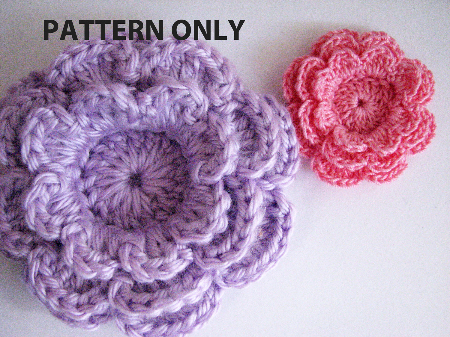Crochet Flower Patterns 🔎zoom uzwugom