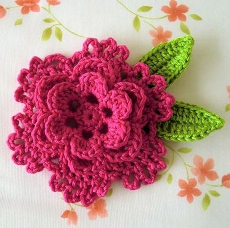 Few Crochet Flower Patterns You Should Know