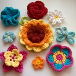 Crochet Flowers – The Flower Power