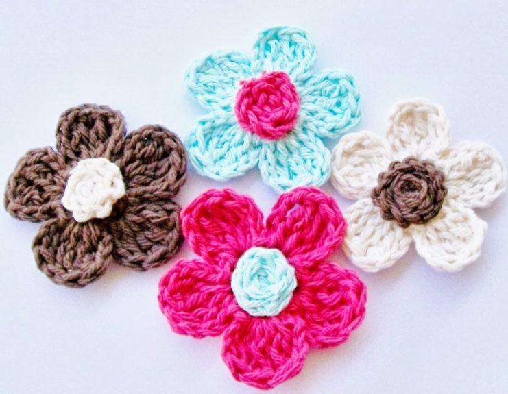 crochet flowers crochet blossom lagccvp
