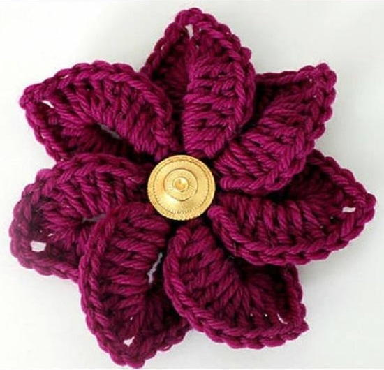 crochet flowers crocodile stitch crochet flower pklgxjd