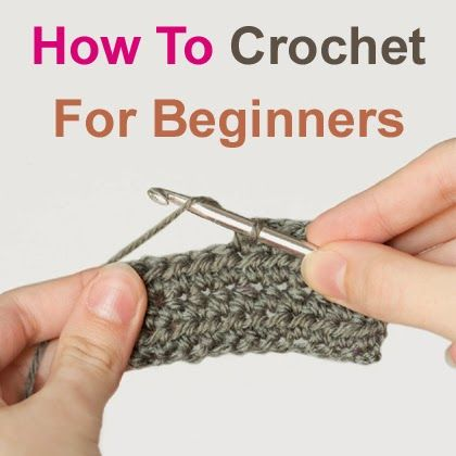 crochet for beginners how to: crochet - for beginners | crochet, forget and craft dcvupdg