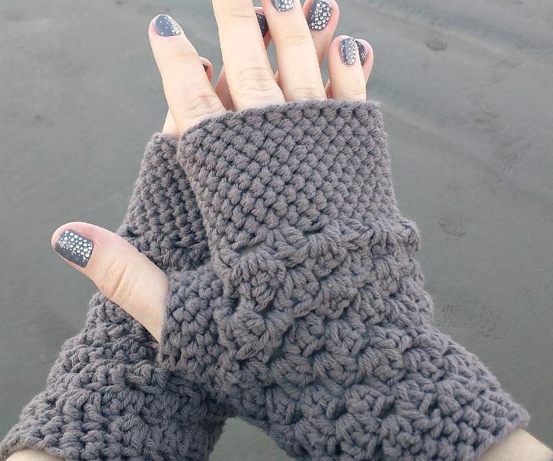 Crochet Gloves – for All Seasons