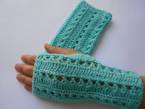 crochet gloves pattern vmlzjrb
