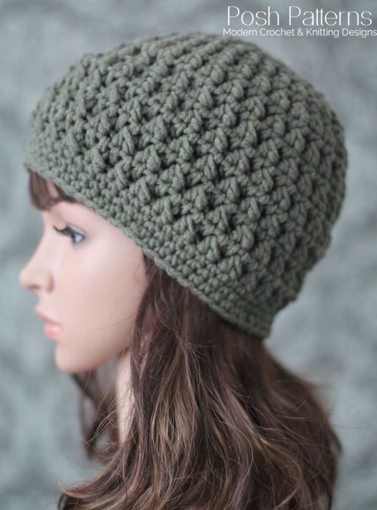 crochet hat patterns easy crochet hat pattern · crochet textured beanie pattern ... gxnpdgk