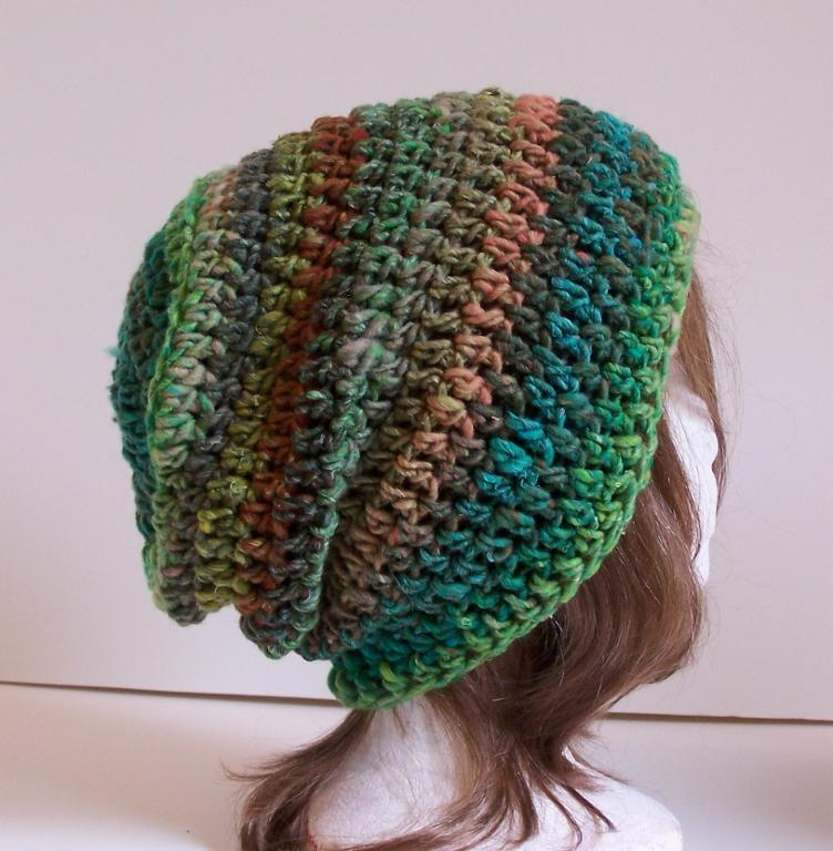 crochet hat patterns outlier slouchy toque free crochet