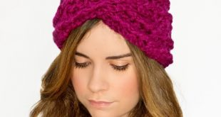 crochet headband pattern diy crochet criss cross headband pattern dbyxvhw