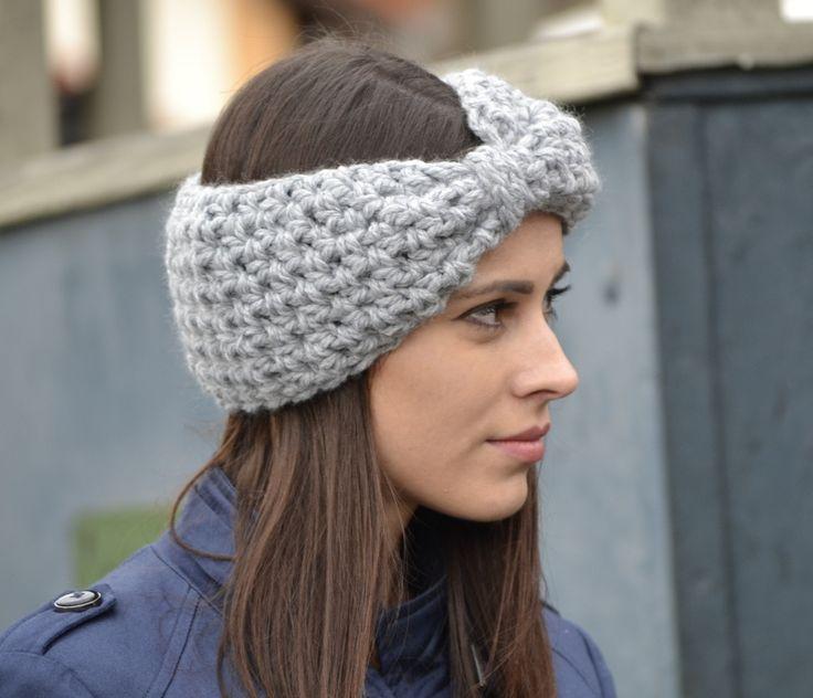 Crochet headbands – Make your own Crochet Headband.