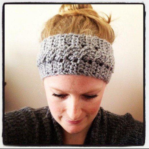 crochet headbands delightful stylish headband for an advanced crocheter. ngbyfmw