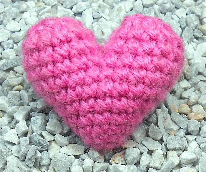 crochet heart 3d  eoowtfd