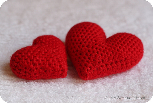 crochet heart free hearts pattern- owlishly akvnyqs