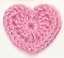 crochet heart love hearts crochet pattern by planetjune jfddoqn