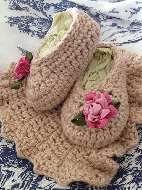 Crochet Ideas crochet baby booties univyxa