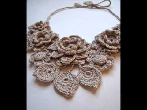 crochet jewelry by fibreromance bhndidb