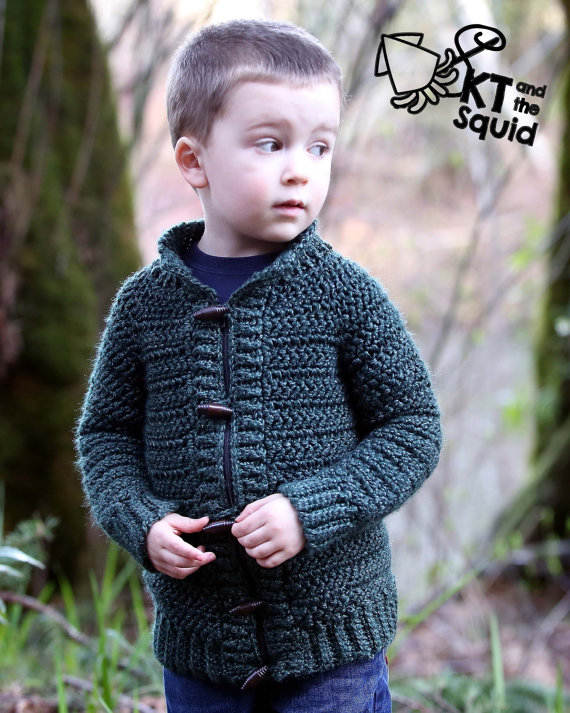 Crochet kids: Warm & Comfortable