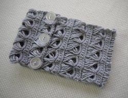 crochet lace broomstick lace scarf idqcike