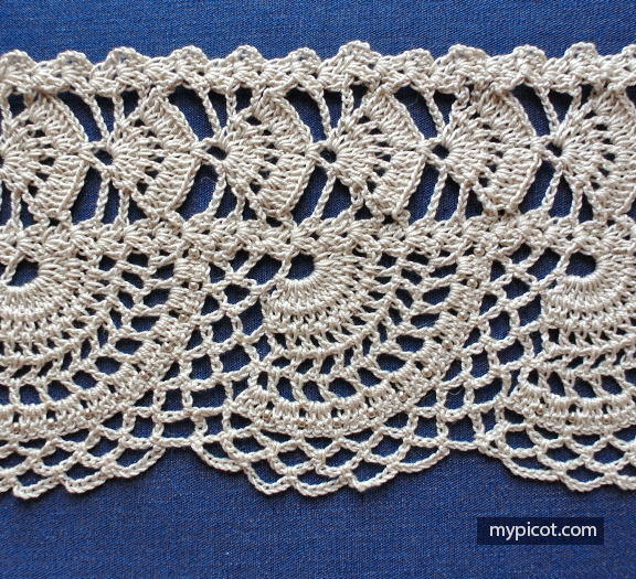 crochet lace crochet edging patterns woqpoex