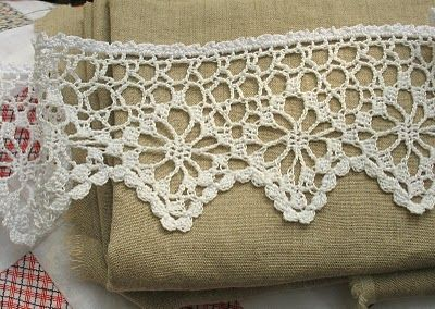 crochet lace lace simple and beautiful. fifty beautiful edgings by terry kimbrough,  crocheted edging mvqedsw