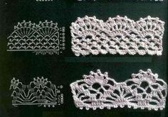 crochet lace pattern beautiful crochet lace patterns free edging find this pin and more on ayzrluz