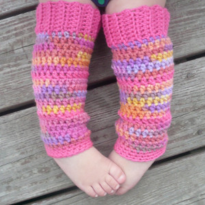 crochet leg warmers bubblegum baby leg warmers sesfuyp