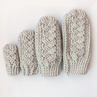 crochet mittens lakeside loops hpejscx
