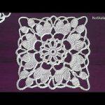 Crochet motifs – Unique Crochet Motifs Designs for Fabrics