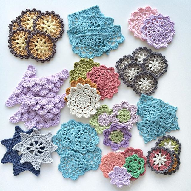 Crochet motifs knitpurlhook crochet motifs ozwiujh