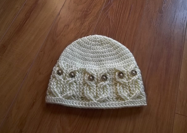 crochet owl hat pattern ravelry: itu0027s a hoot! an owl hat pattern by kksbjdn