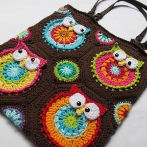 Crochet owl pattern ... owl toteu0027em crochet pattern gnztkvi