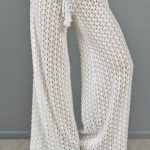 Crochet pants – Go in for Trendy Crochet Pants