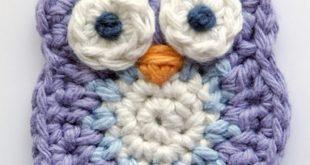crochet patterns for beginners cute crochet little owl fokxydz