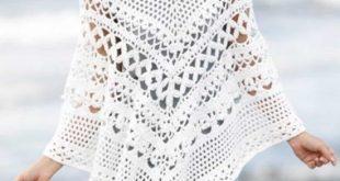 crochet poncho free pattern yqjajft