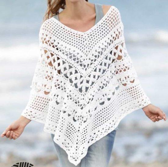crochet poncho pattern crochet poncho free pattern svvvauf