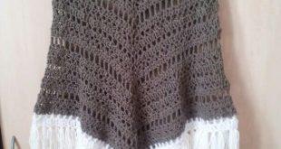 crochet poncho pattern free crzuqqj