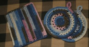 crochet pot holders crochet potholders and kitchen cloth tdkxuzb