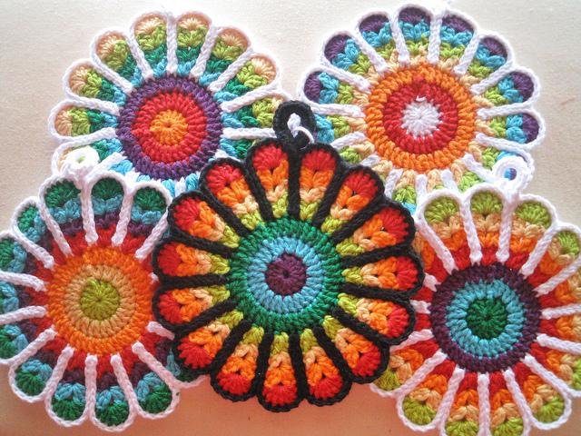 crochet pot holders #crochet potholders rctflve