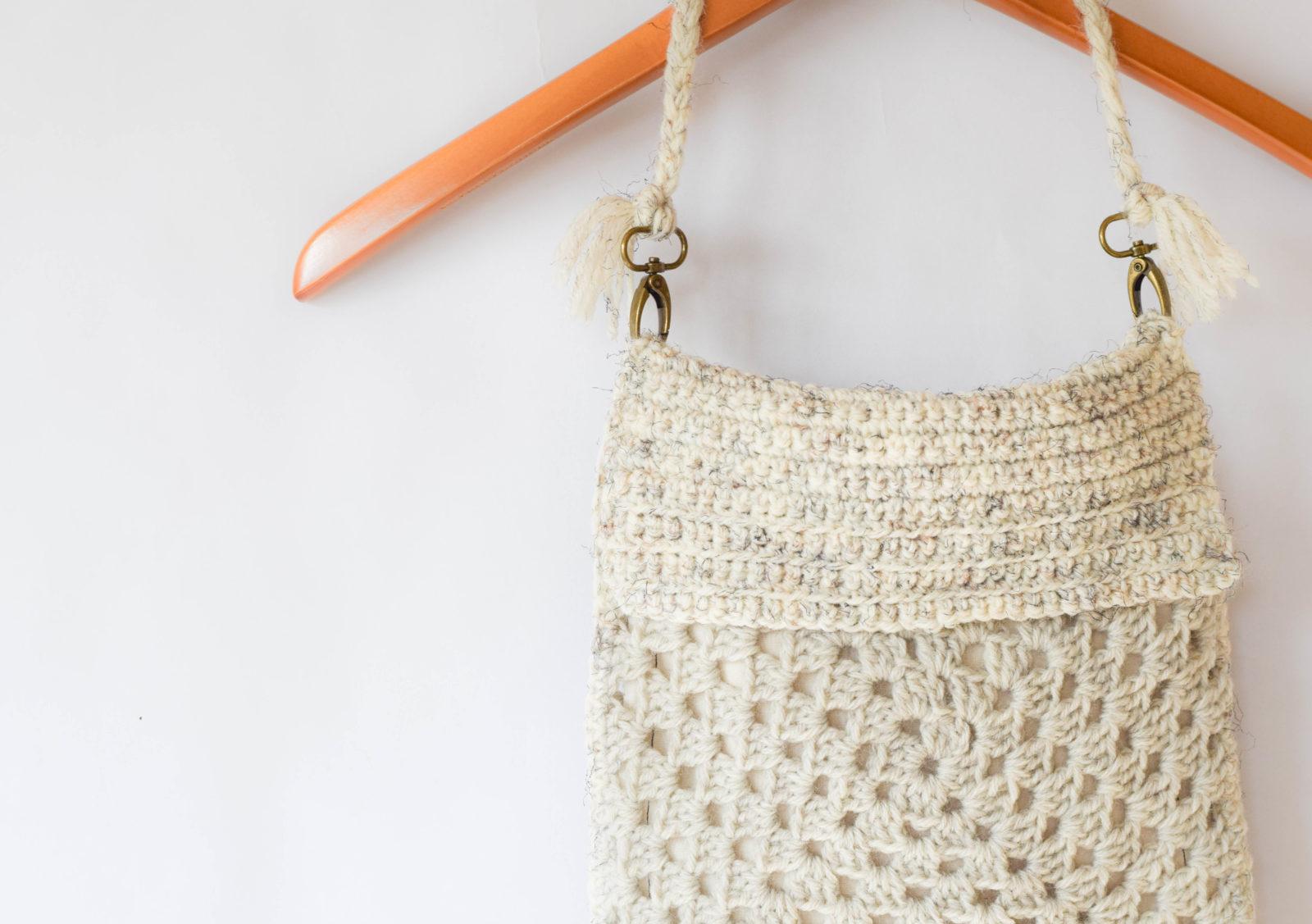 crochet purse boho granny square crochet bag pattern 3 lrcdgyd