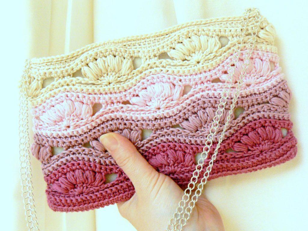 crochet purse crochet clutch fmmvlhk kzwhhvp