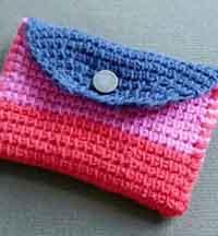 crochet purse patterns diy: crochet purse dukvlut