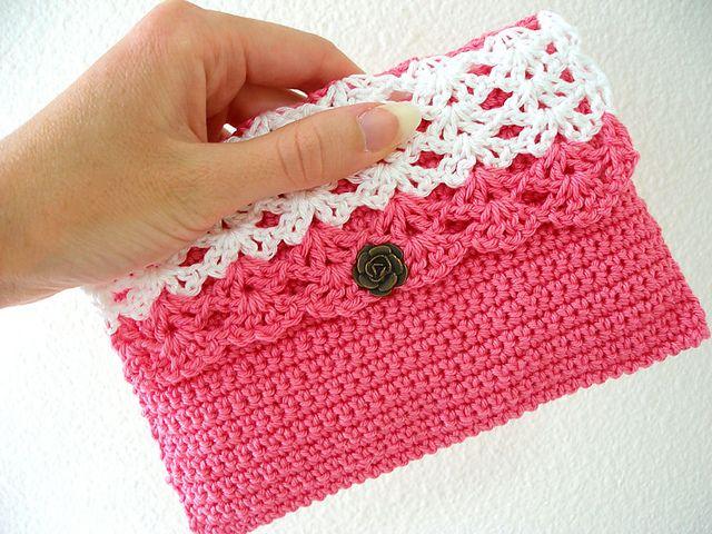 crochet purse patterns ravelry: perfect purse pattern by lion brand yarn ~ **free crochet pattern** rpdqcxv