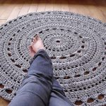 The Finest Crochet Rug Patterns