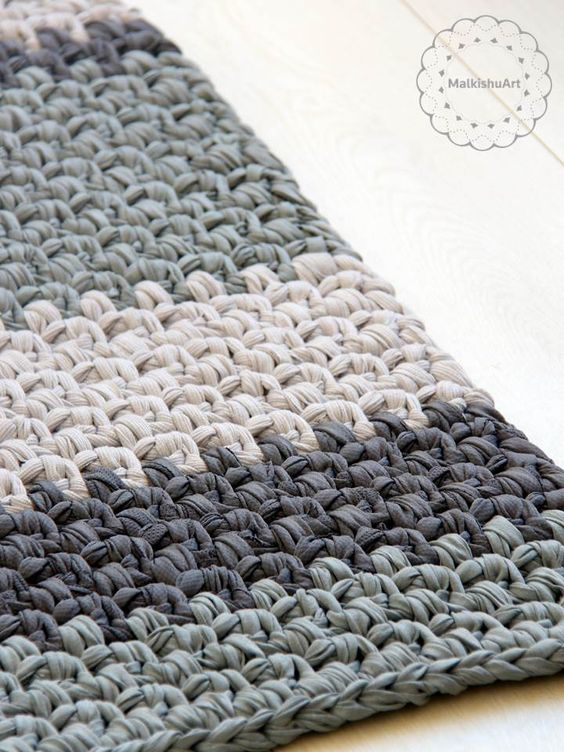crochet rugs archives - page 9 of 11 - crocheting journal kqydwkr