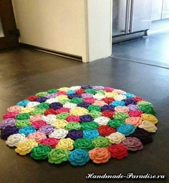 Crochet Rugs: Beautiful & lovely