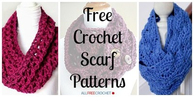 crochet scarves 34 free crochet scarf patterns ialrmup