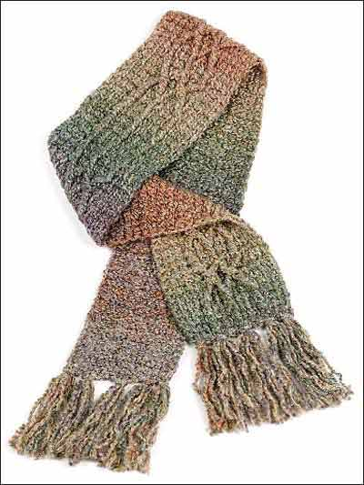 crochet scarves braided cable scarf hnuztel