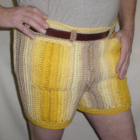 crochet shorts! why not? cavbqbg
