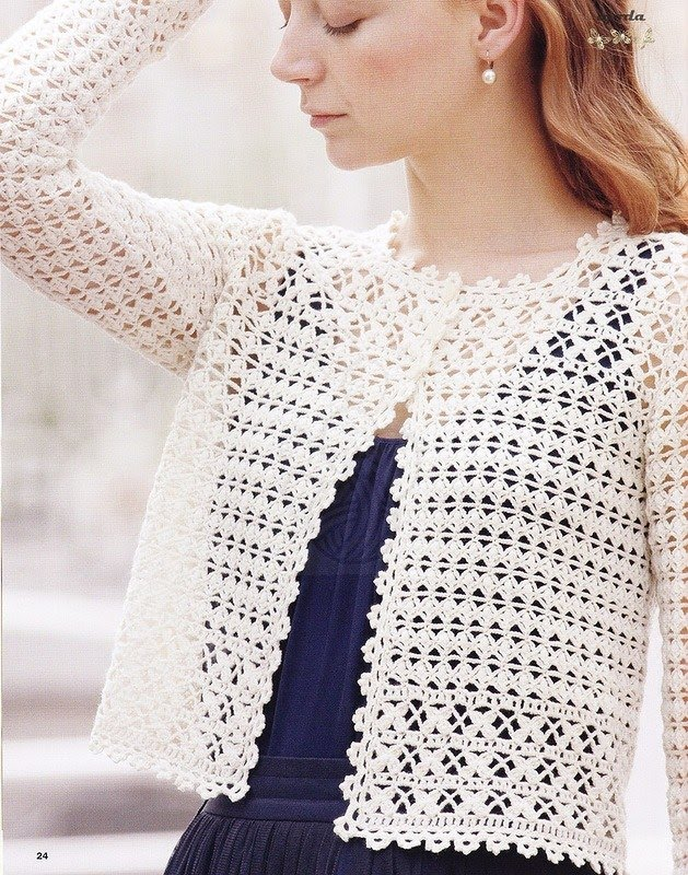 crochet shrug| how to crochet vest shrug free