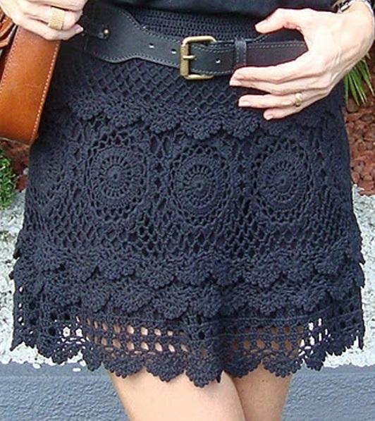 crochet skirt pattern ... ghinzcm