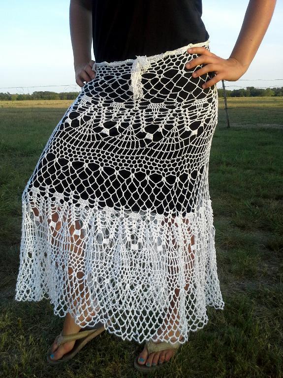 crochet skirt pattern lace frenzy skirt crochet pattern abpmlqn